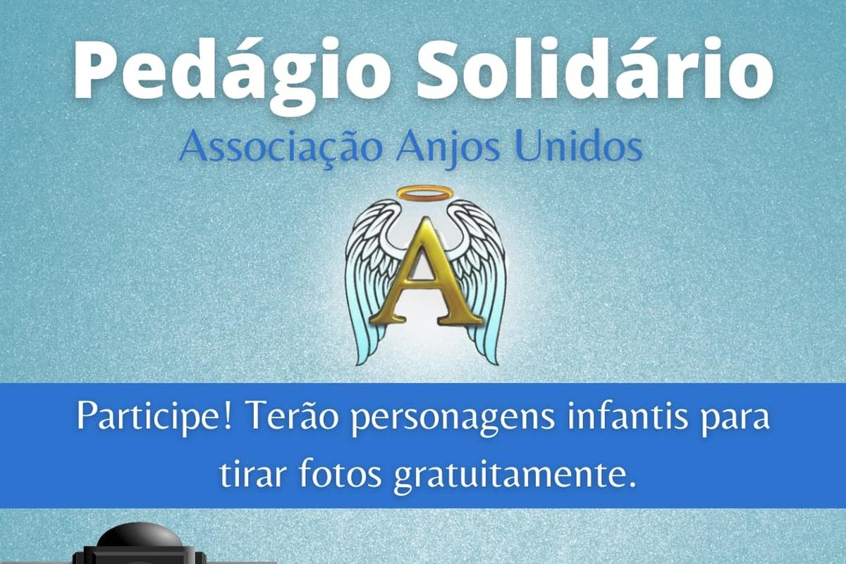 Pedágio Solidário Anjos Unidos