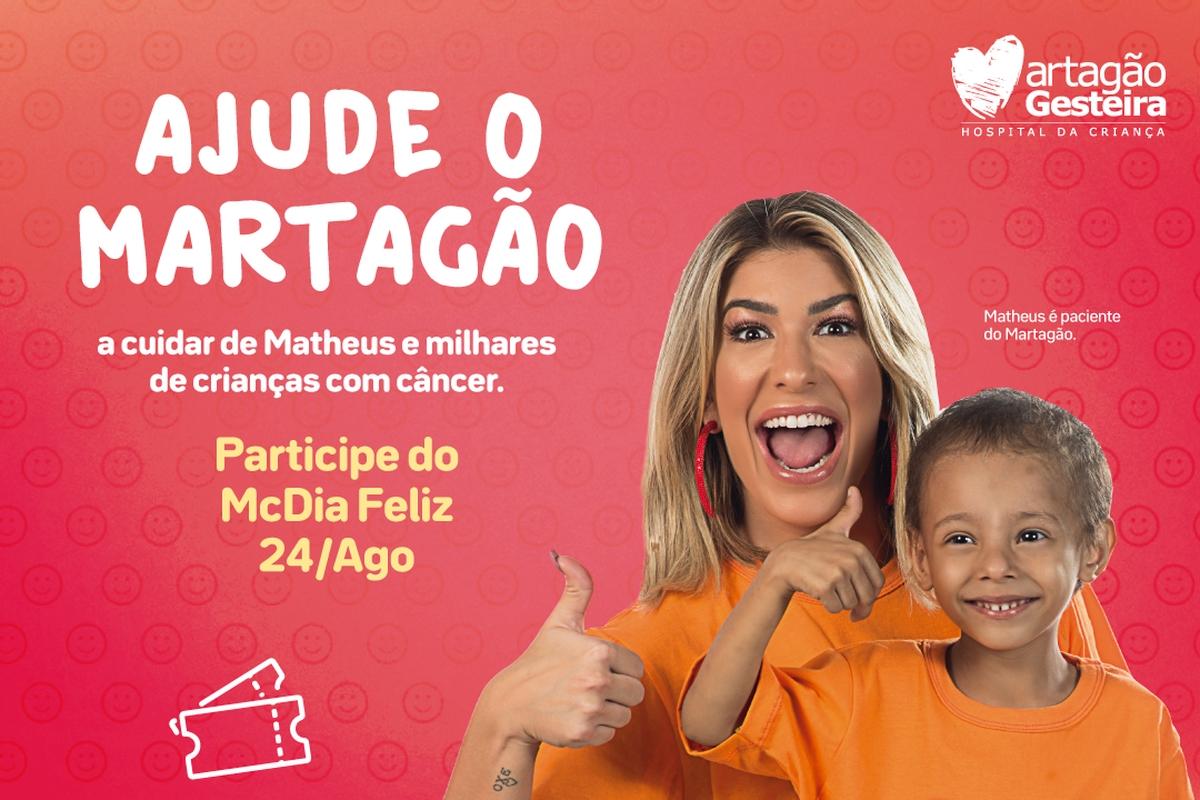 McDia Feliz Salvador - 2019