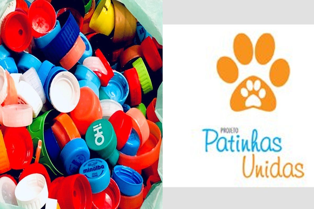 Campanha Extraordinária de Doação de Tampinhas Plásticas