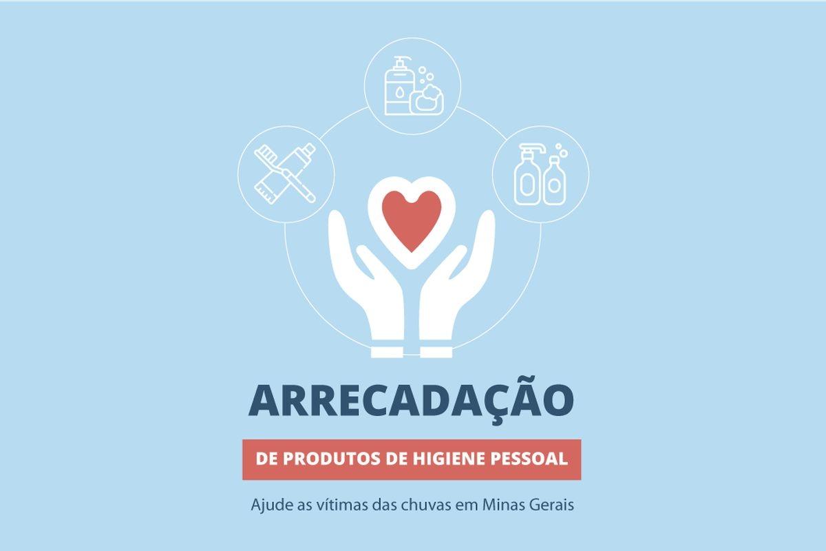 AJUDA AS VÍTIMAS DE MINAS GERAIS APOIO MCZ