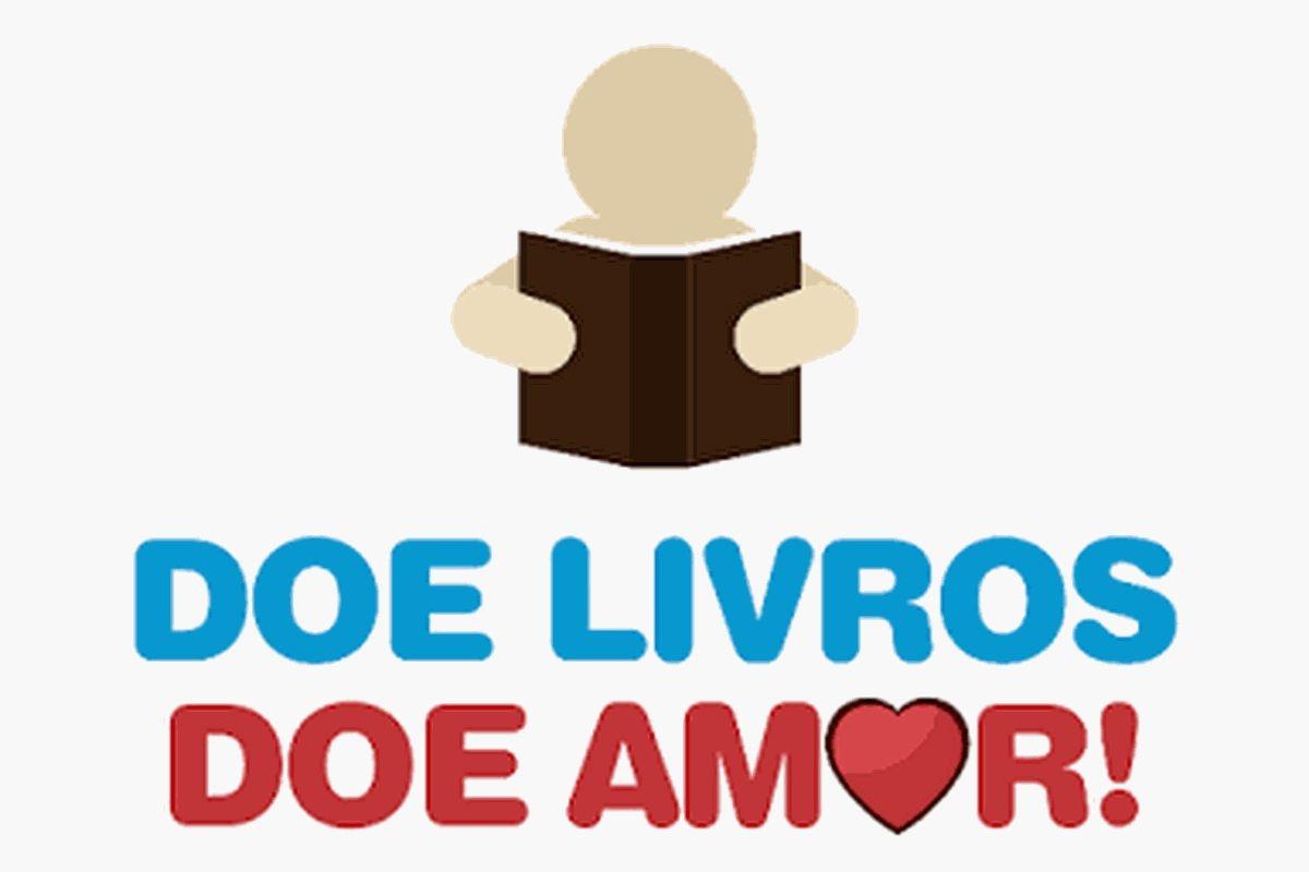 Doe Livros, Doe Amor.