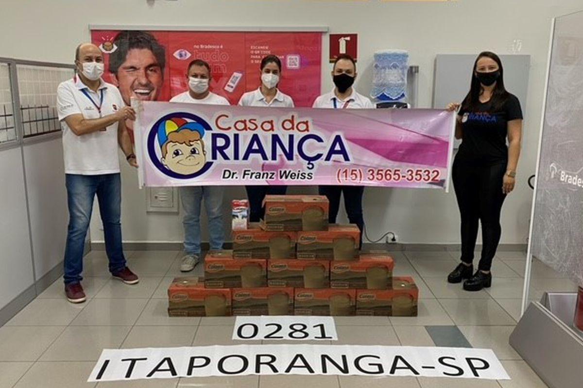 Fazendo o Bem, Sempre - Itaporanga - 2021