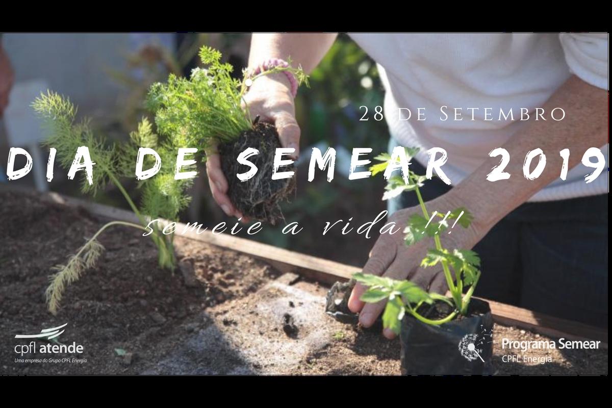 Dia de Semear 2019 CPFL Atende Ourinhos