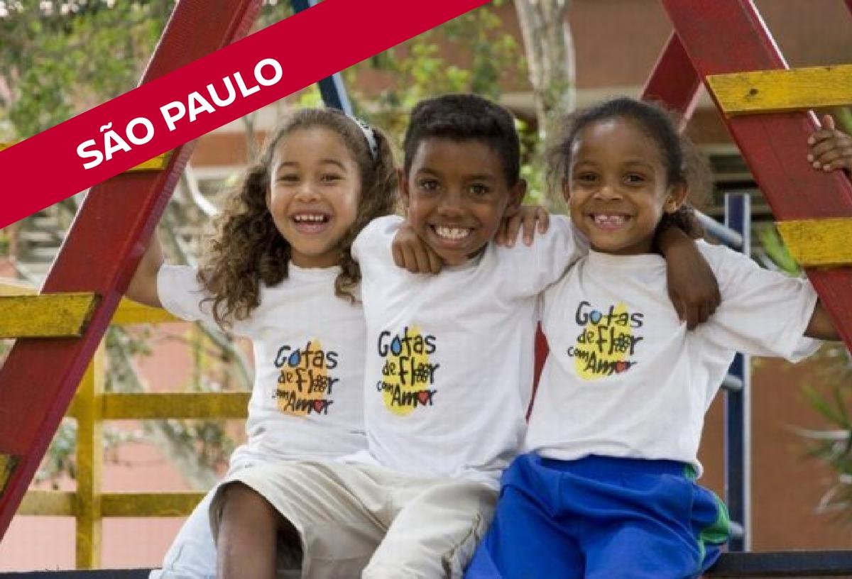 Campanha de arrecadação Dia das Crianças
