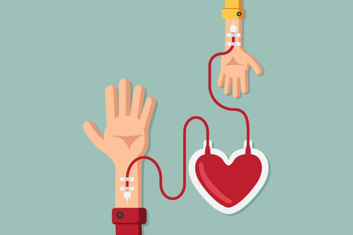 Doação de Sangue  - Tripulante Isaias Hangar PLU