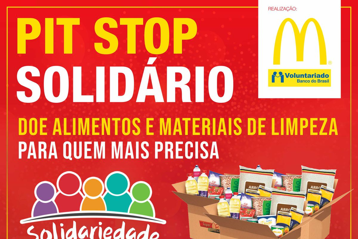 Pit Stop Solidario