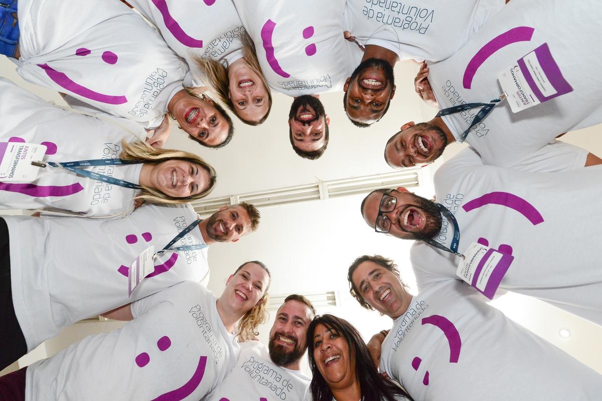 Formação do Portal dos Voluntários - Turma V