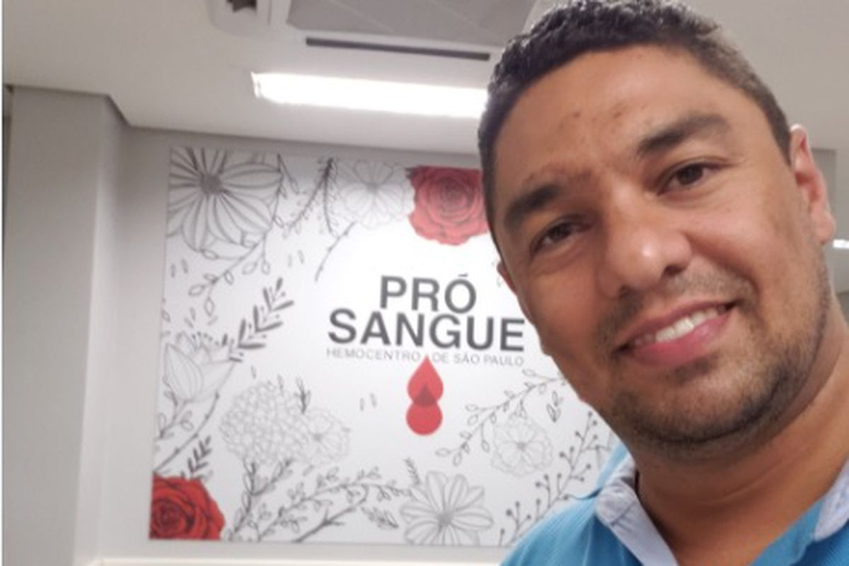 Doação de Sangue 2019 - Willians Decarle