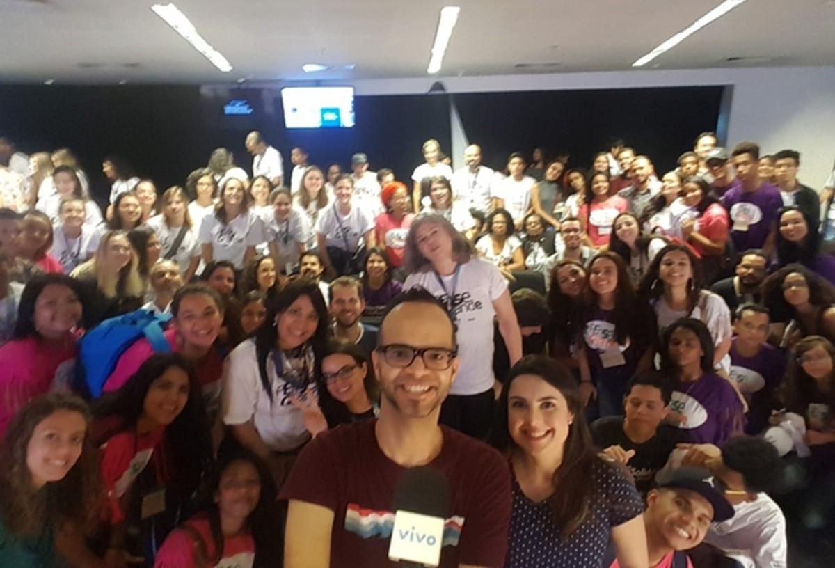 SE Vira - Voluntários 2019