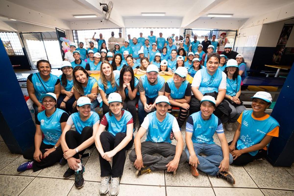Dia de Semear | Equipe Campinas Sede