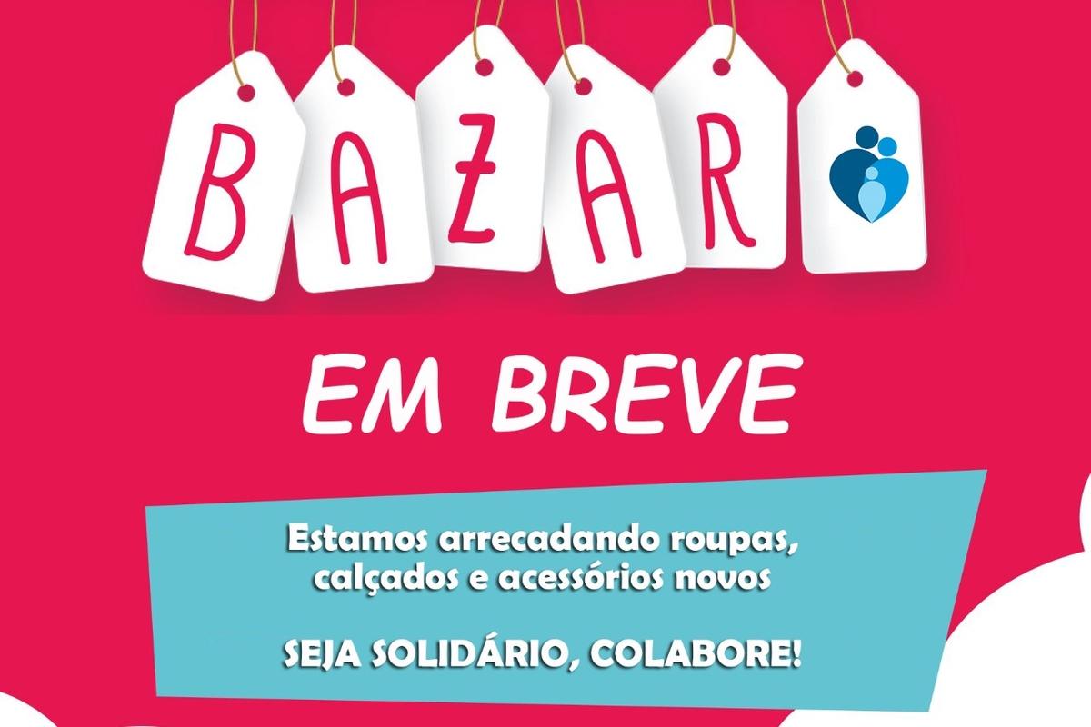 Bazar Solidário - Ritinha Prates