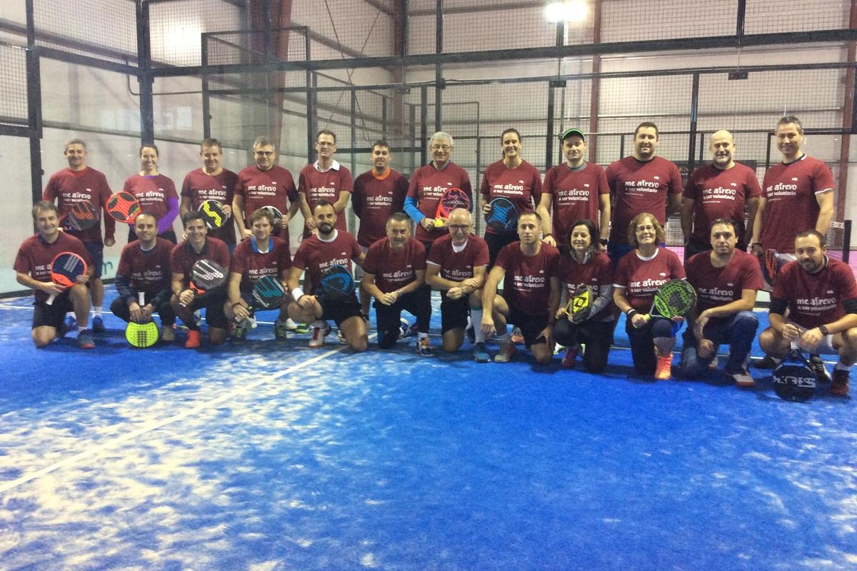 VI Torneo de Pádel Solidario EDP