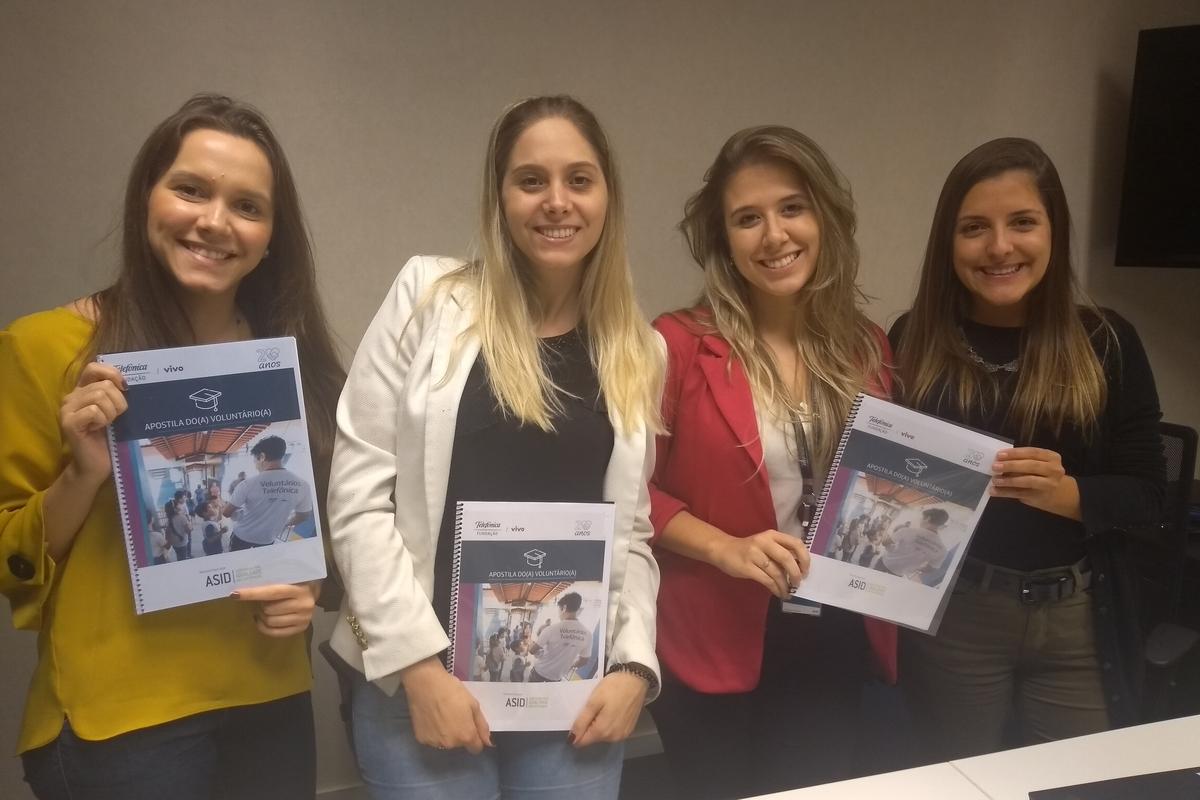 #TICparaTodos - CAPACITAÇÃO PcD - Comportamento