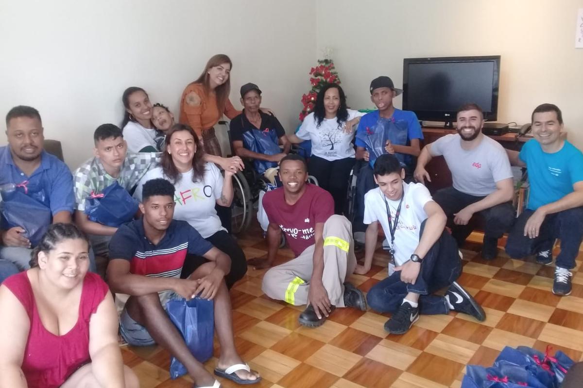 Instituição Residência Inclusiva ABAYOMI