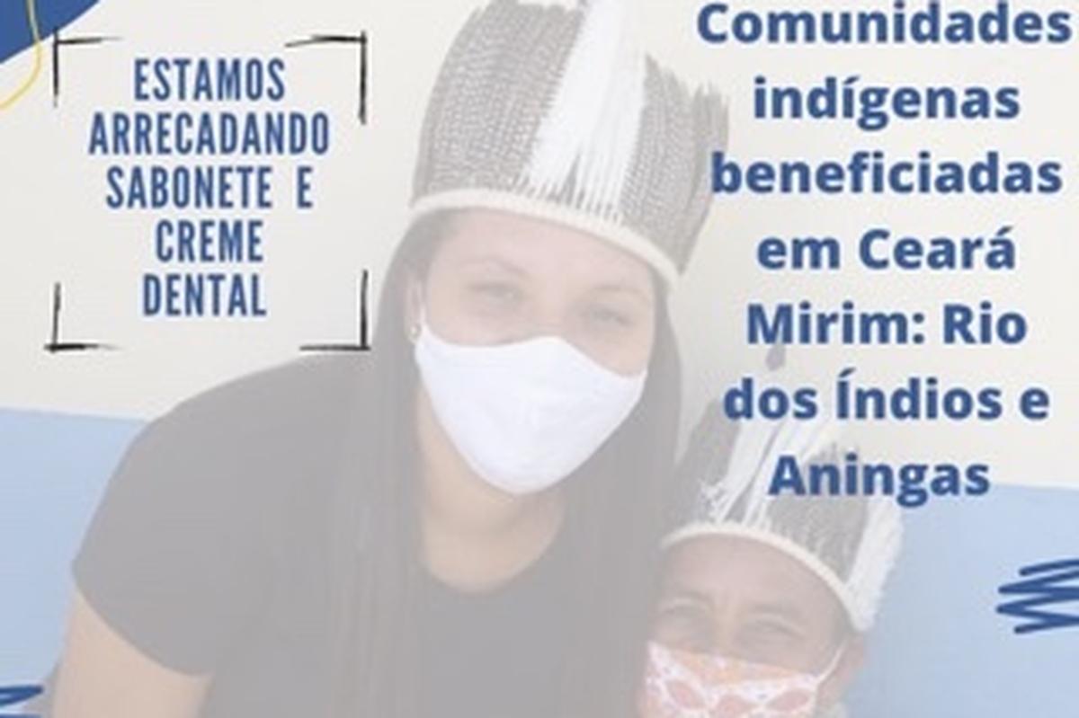 Comunidades Indígenas Rio dos Índios e Aningas