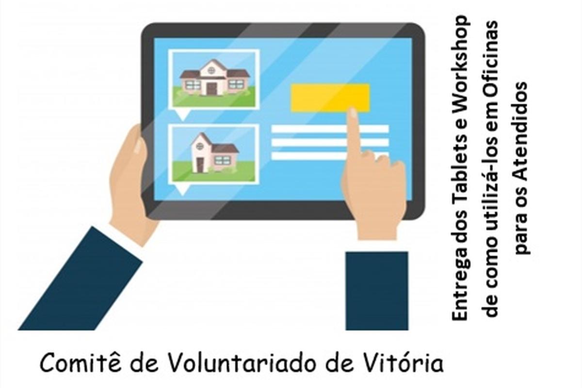 Workshop Usando Tablets em Oficinas Sociais