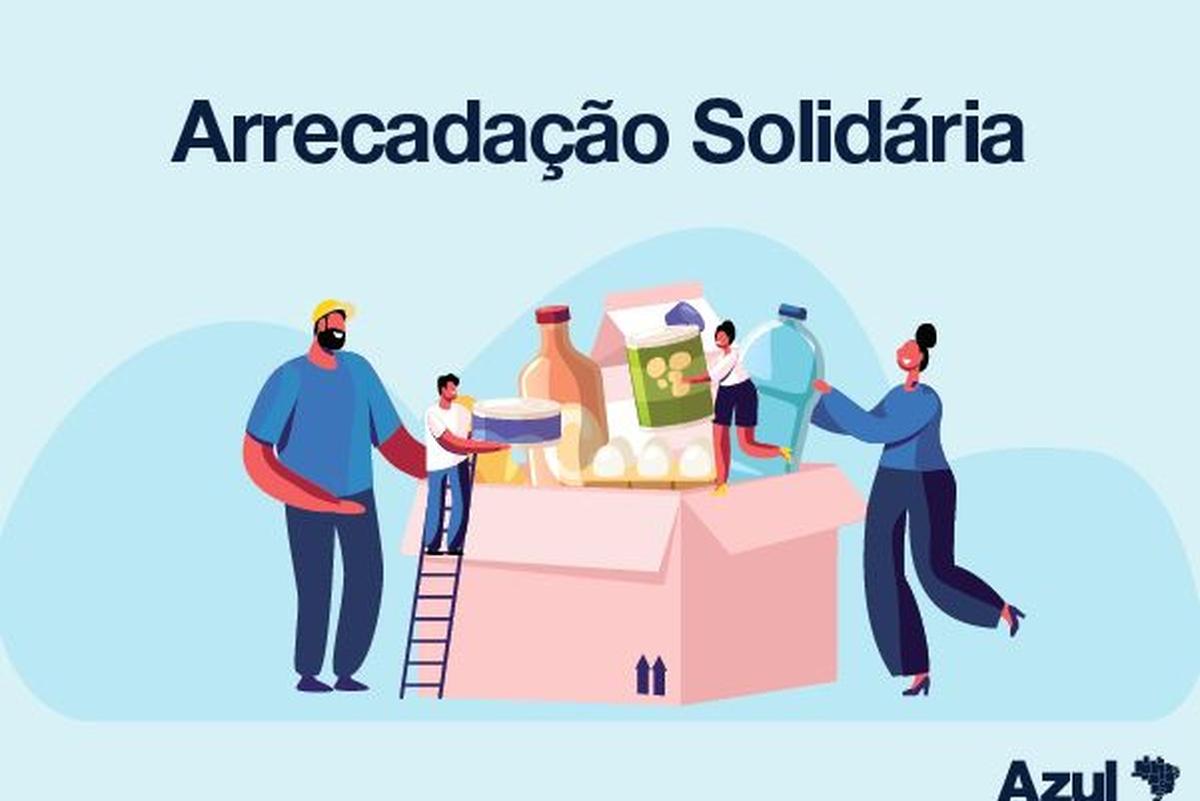 Arrecadação Solidaria  Uniazul