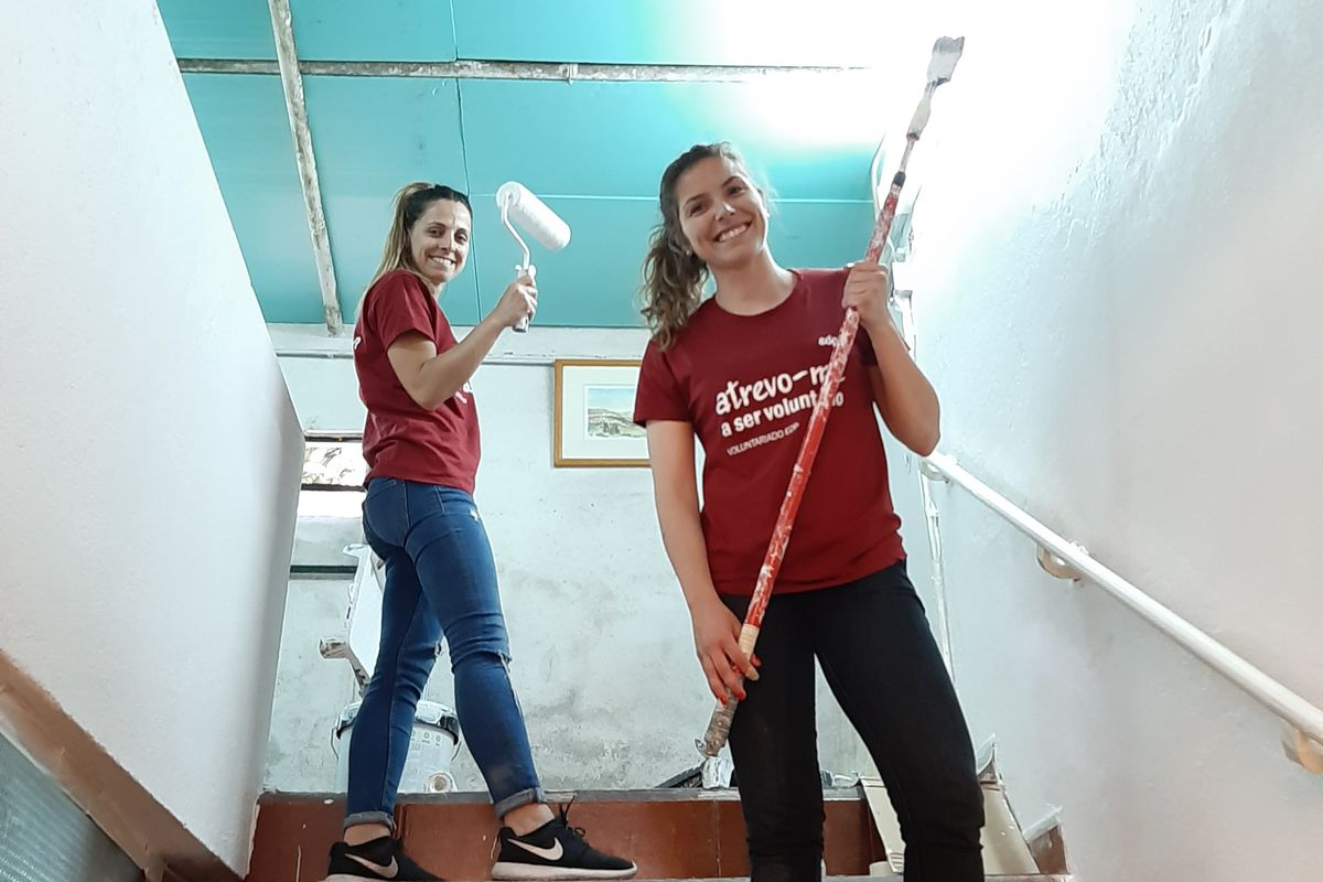 Voluntariado de Reabilitação - Lisboa, 21.04.2020