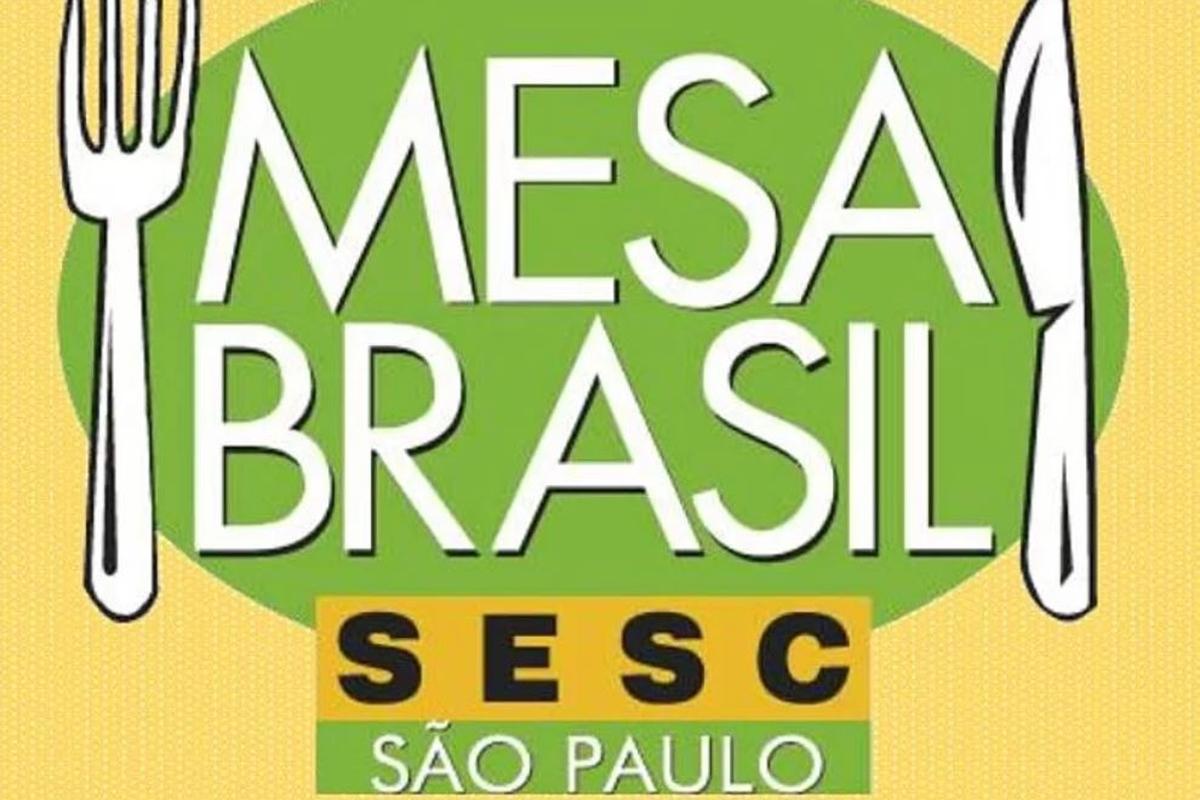 Doação de Alimentos – Projeto Mesa Brasil Sesc