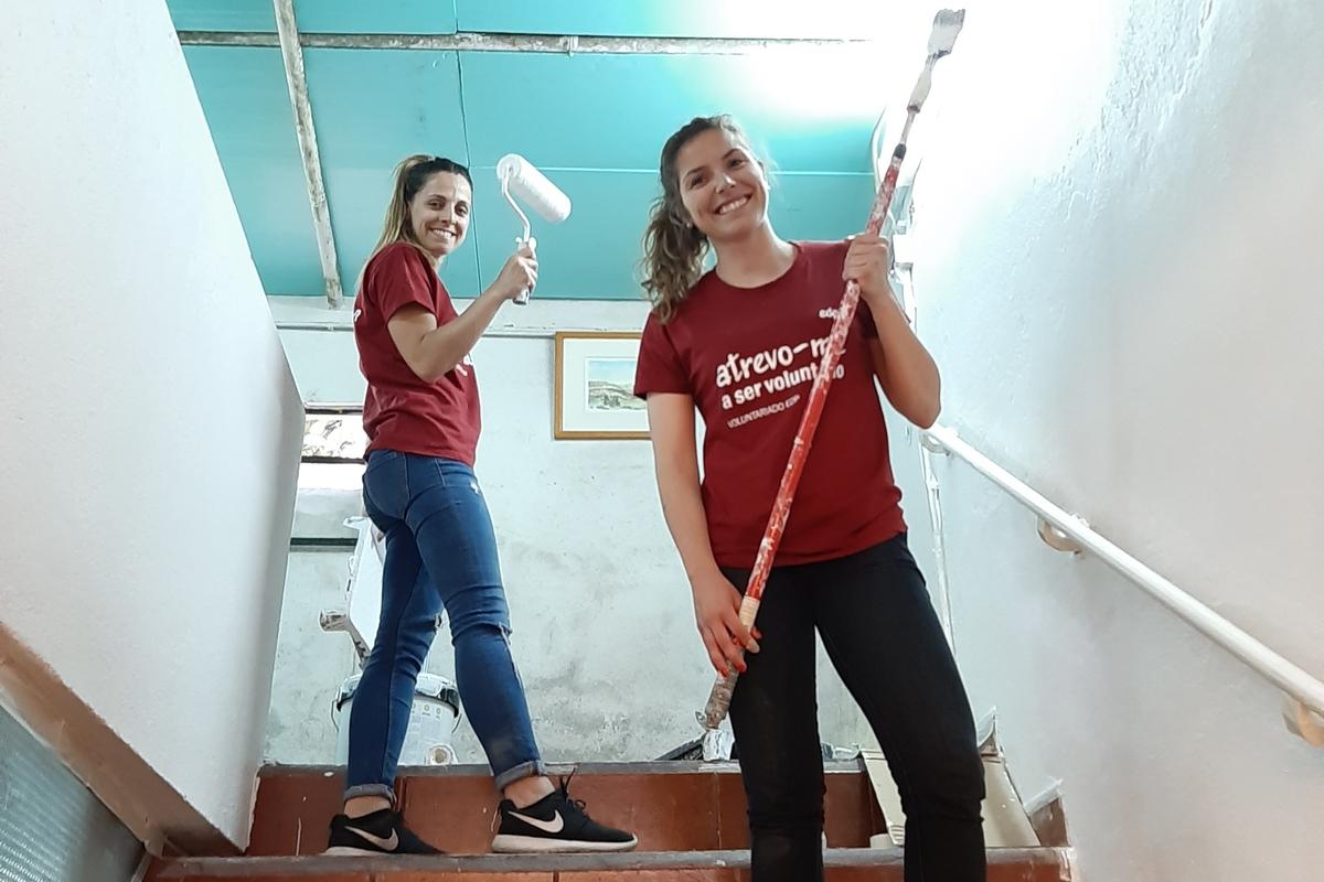 Voluntariado de Reabilitação - Lisboa, 14.04.2020