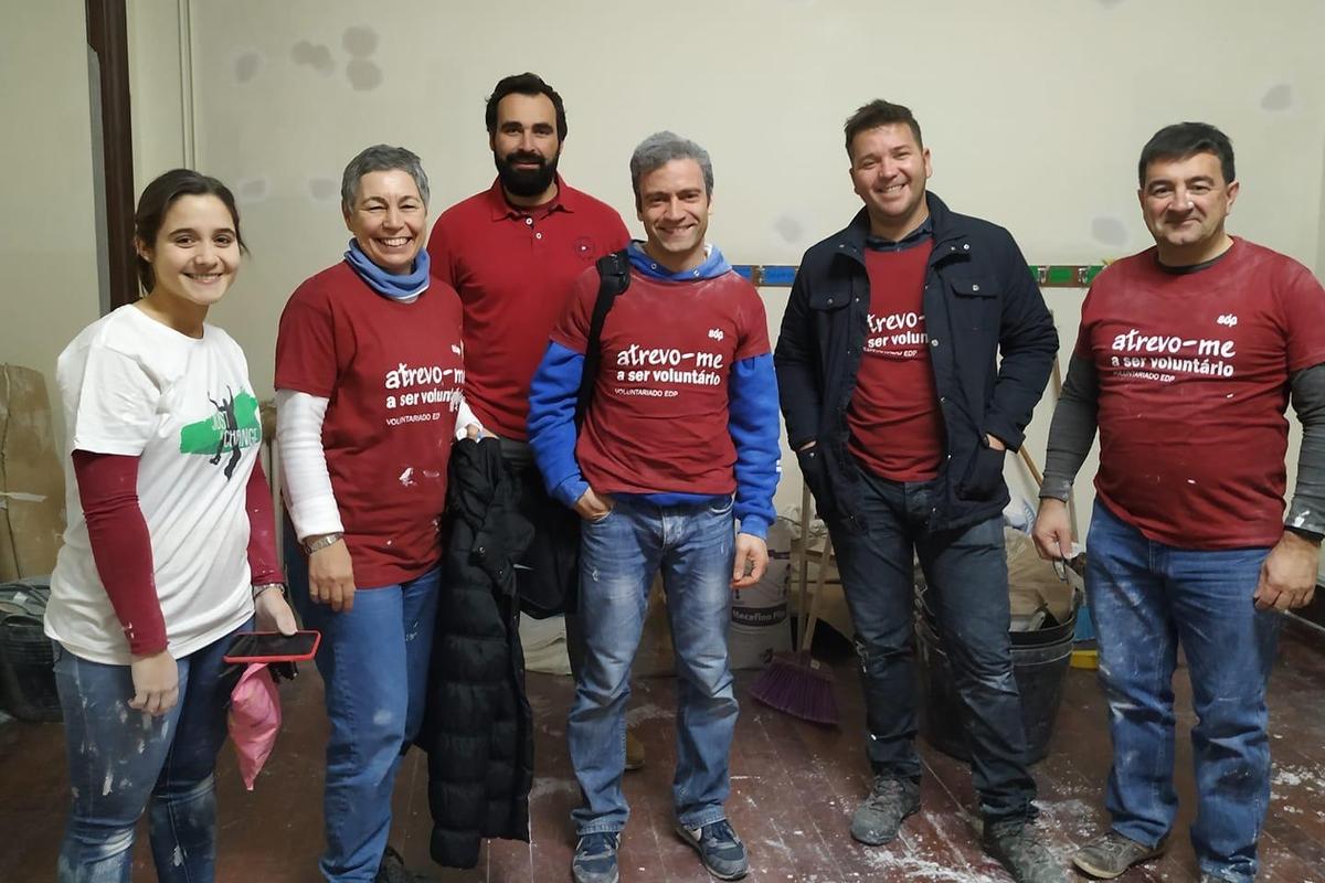 Voluntariado de Reabilitação - Porto, 19.11.2019