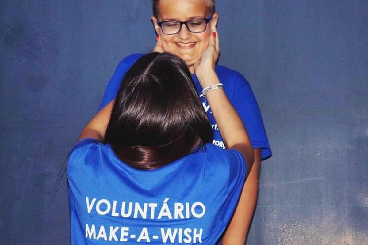 Make-a-wish: voluntários precisam-se para a zona de Coimbra