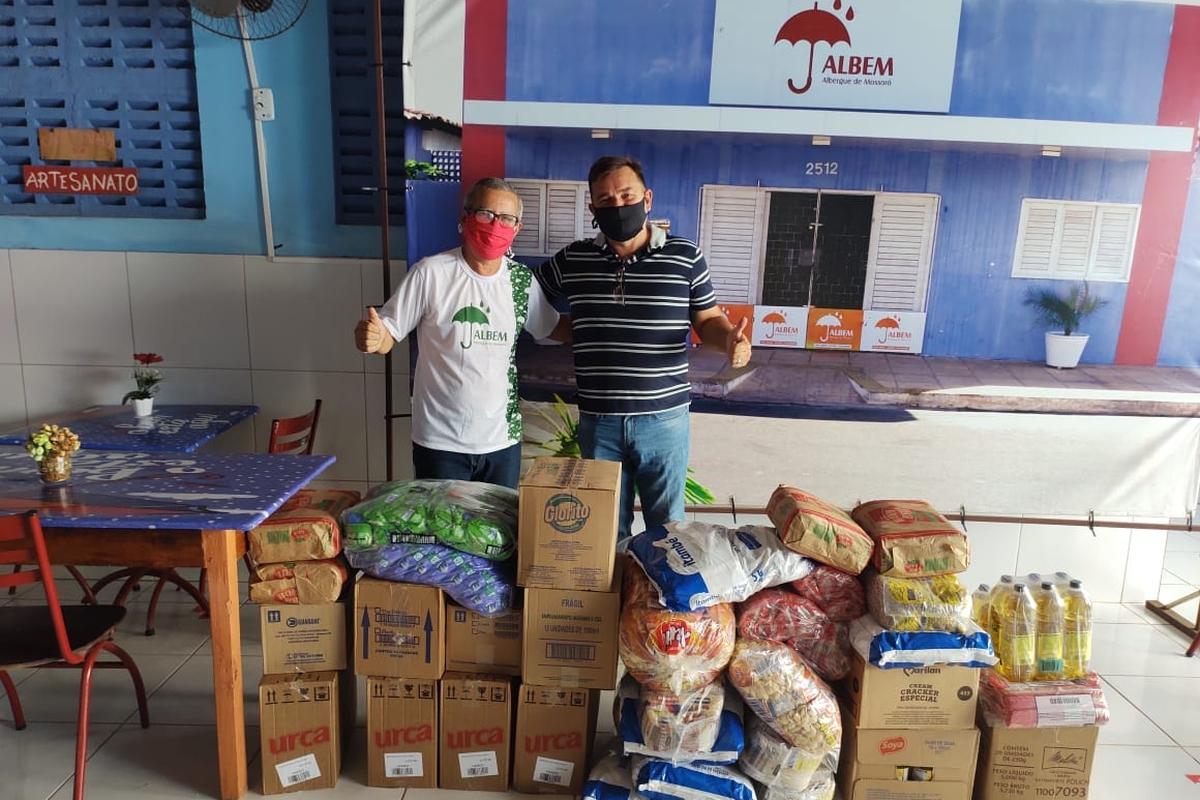 Ação Voluntariado GERAG Brasília 2021
