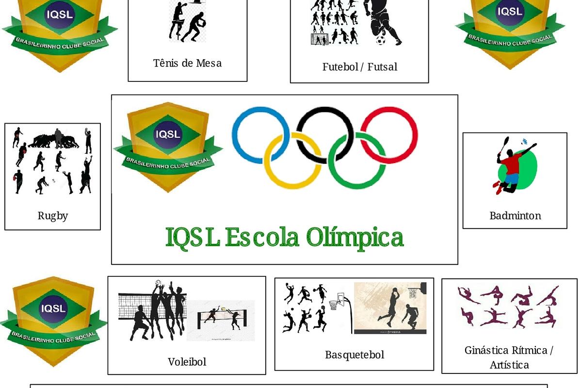 IQSL Escola Olímpica na TV