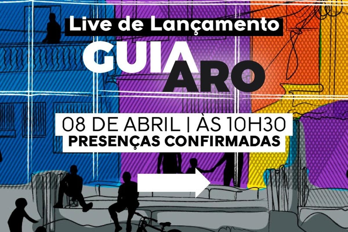 Live de Lançamento - Guia Aro