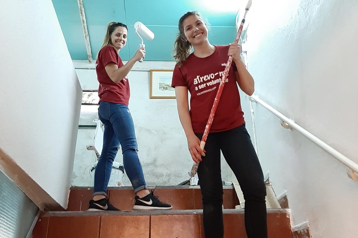 Voluntariado de Reabilitação - Lisboa, 07.04.2020