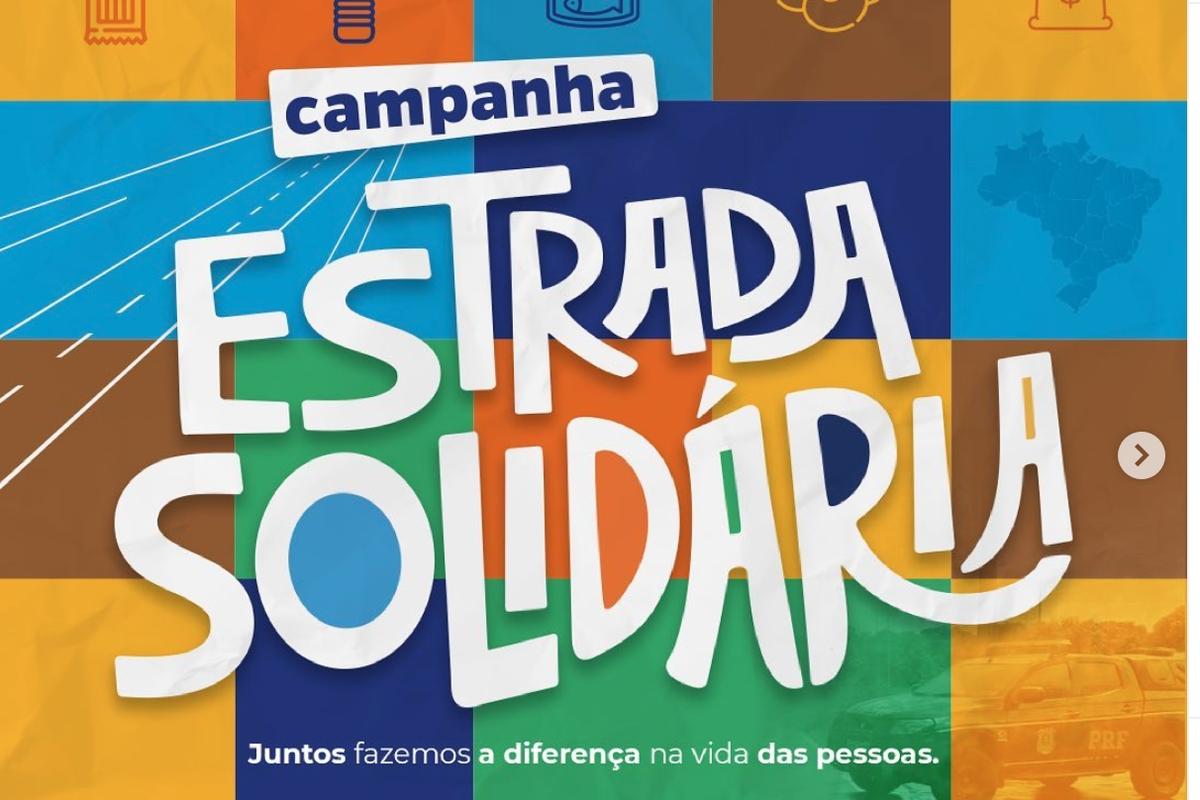 Campanha Estrada Solidária