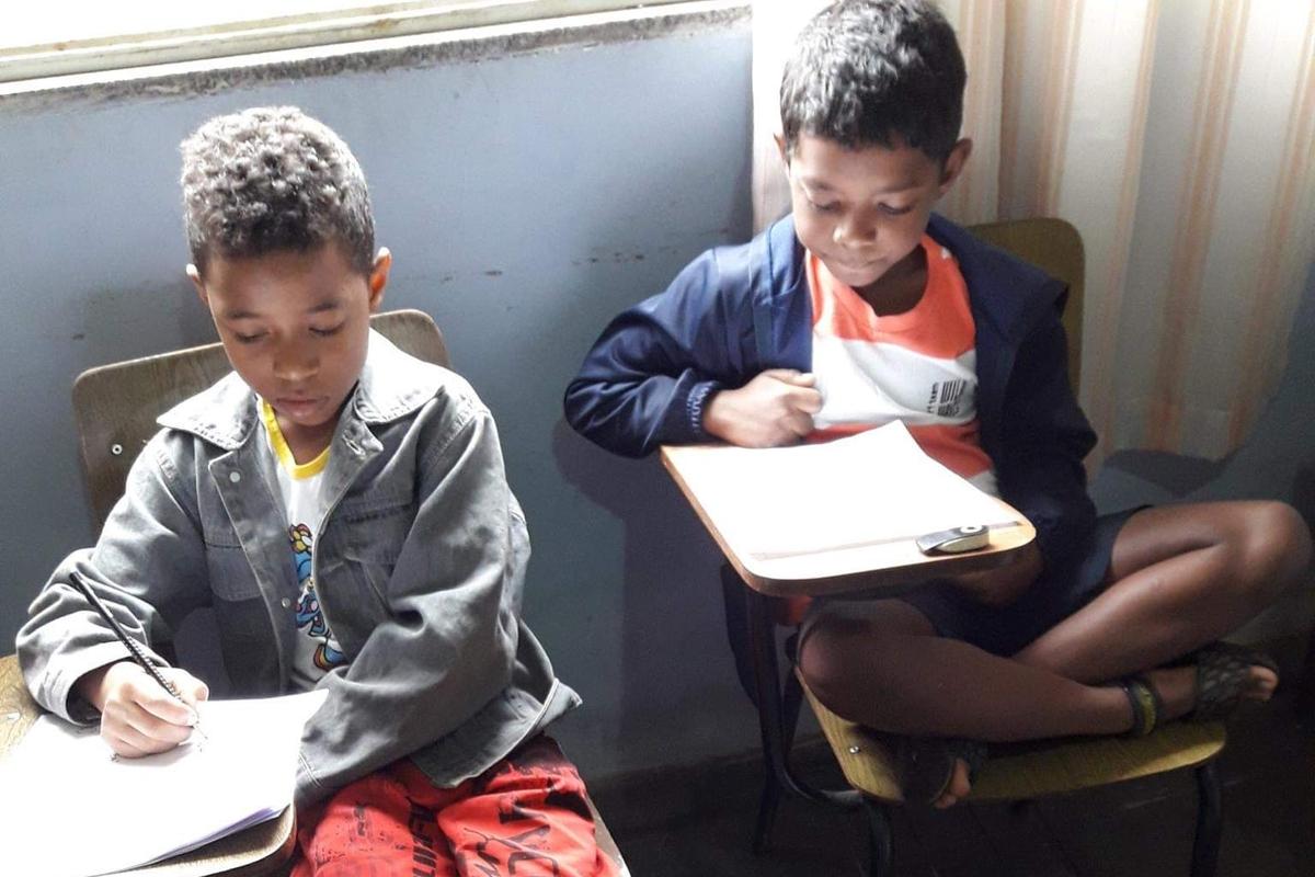 Campanha Projeto Palmares Ensino Complementar