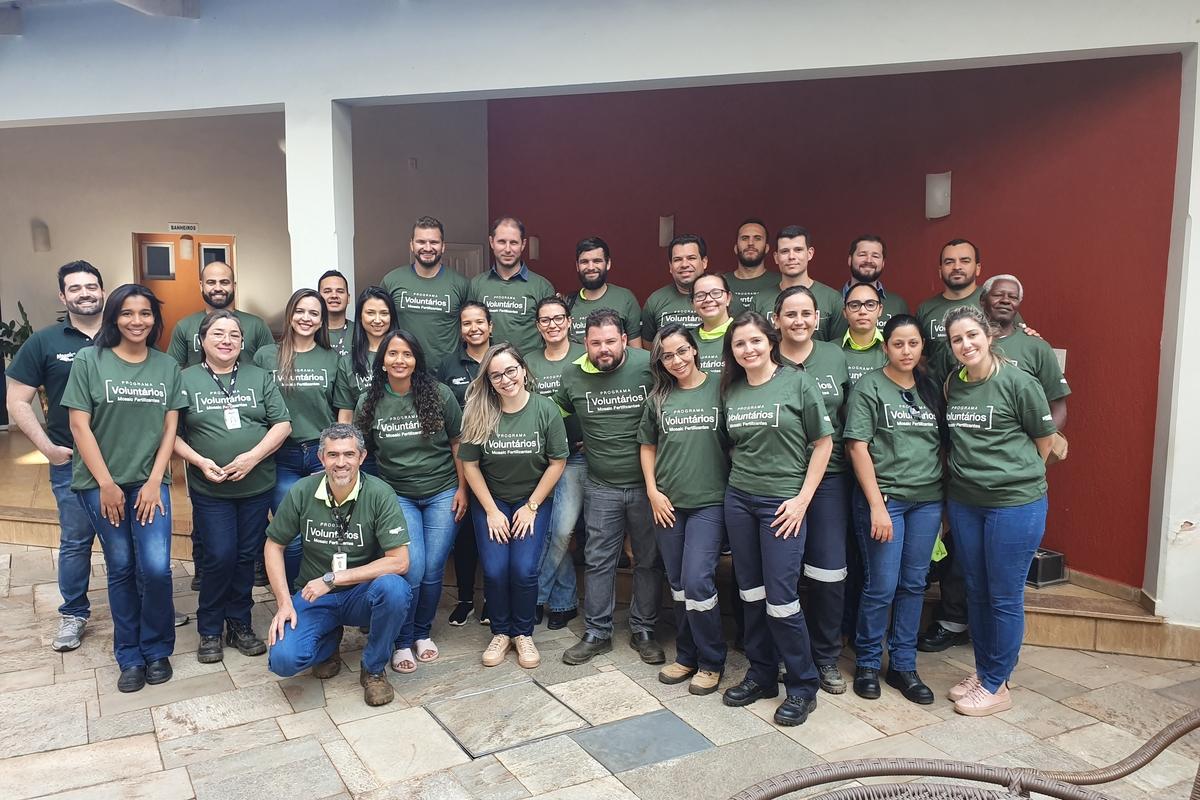 Criação dos Grupos Locais de Voluntariado em Catalão