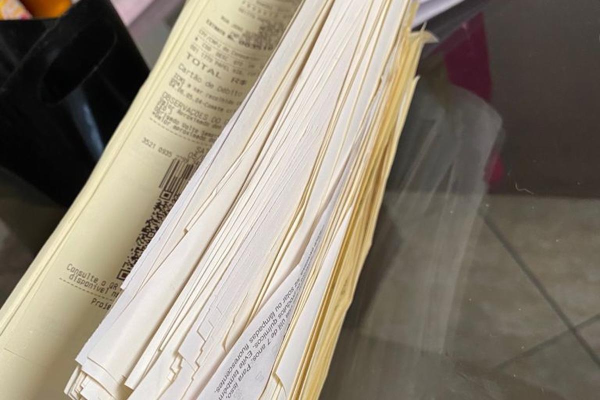 Entrega de Notas fiscais