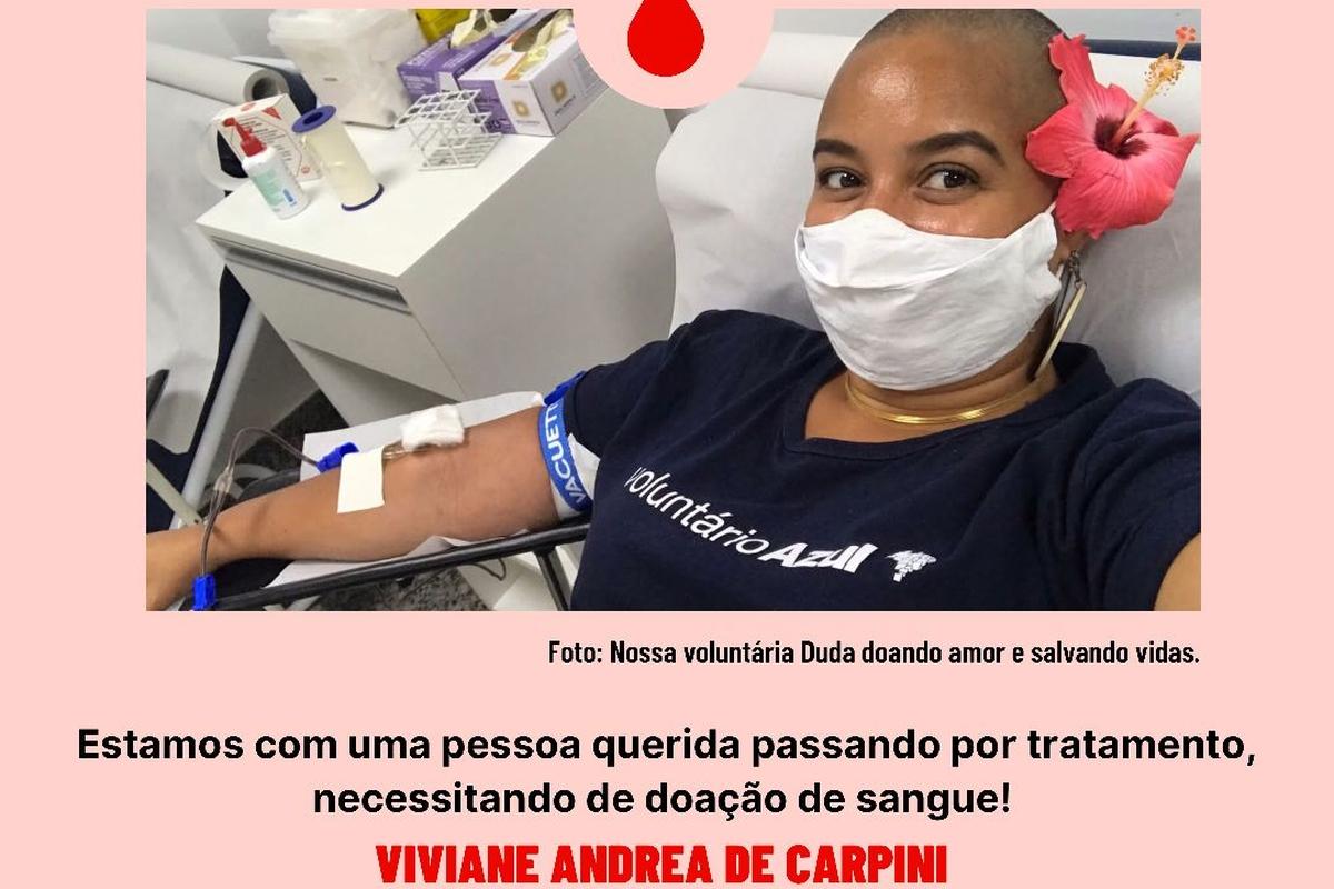 Doação de Sangue Emergencial