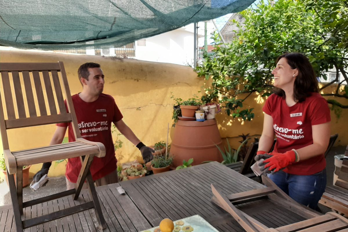 Voluntariado de Reabilitação - Lisboa, 14.01.2020