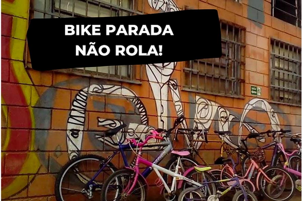 Bike parada não rola!
