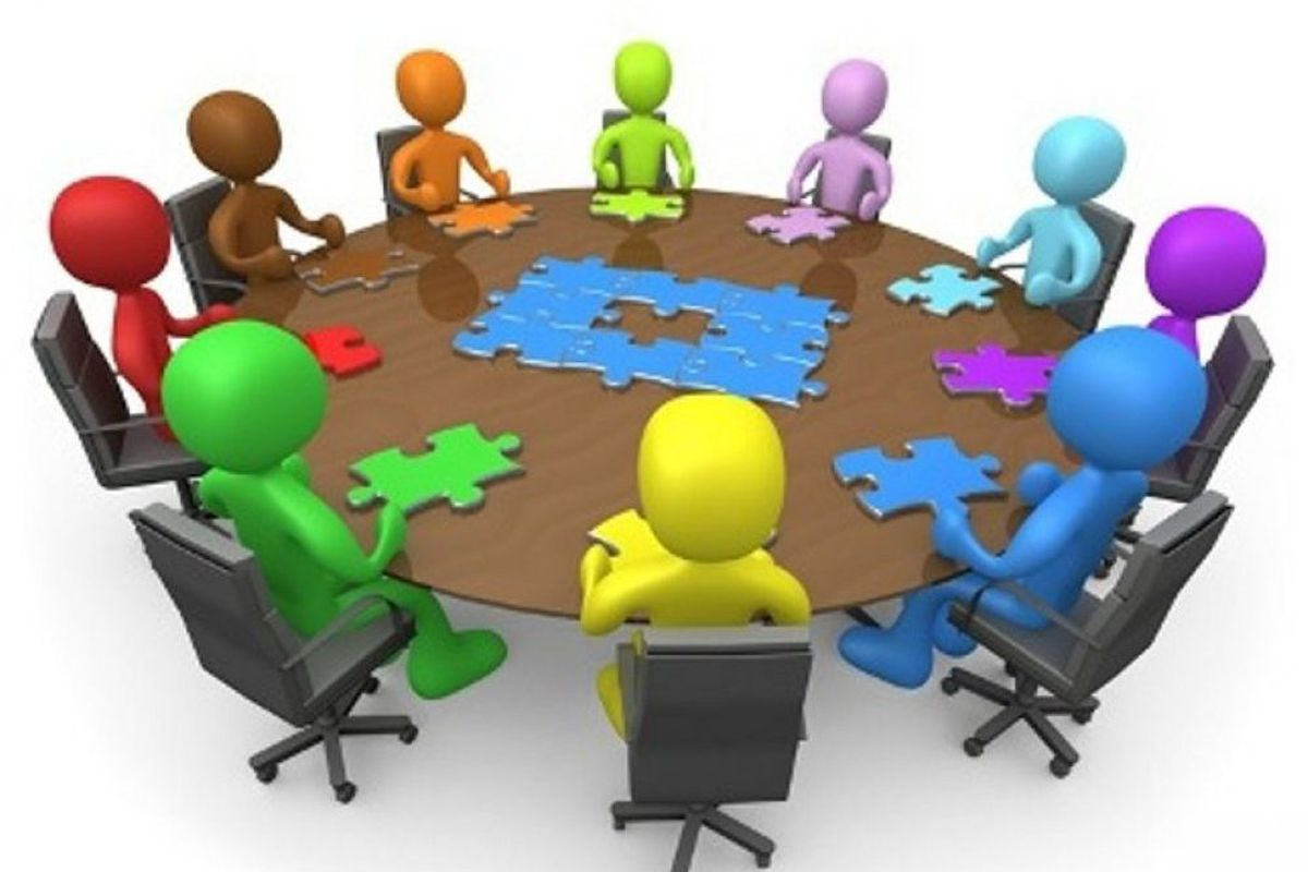 Reunião de Comitê - Pré Semana dos Voluntários