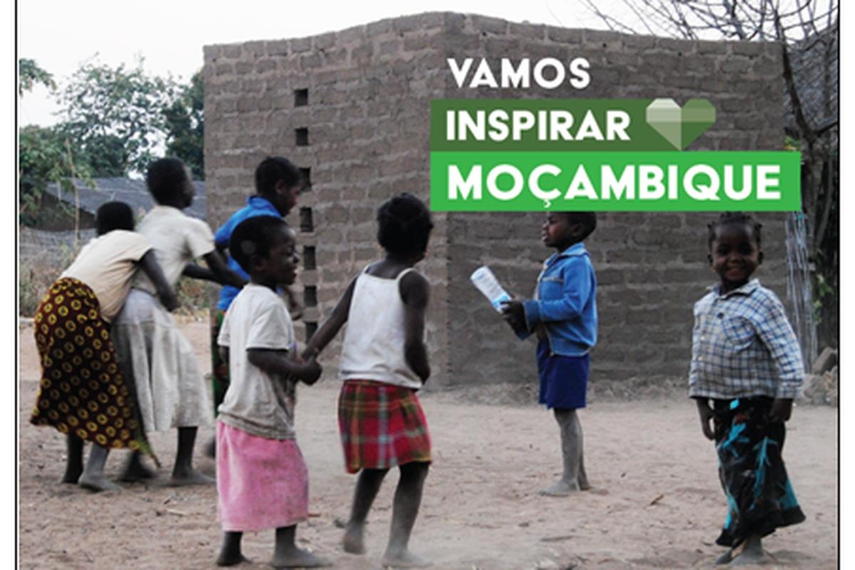 Pintar Panos de Boas Vindas - 13 Dez - Escolas Moçambique
