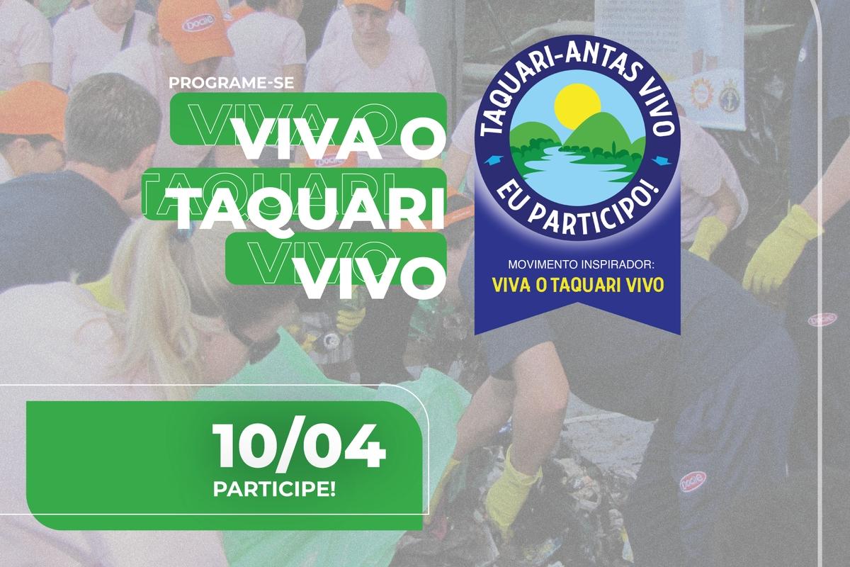 Ação Viva o Taquari Vivo