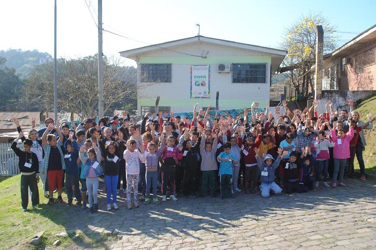 Demanda de Voluntariado Casa Brasil