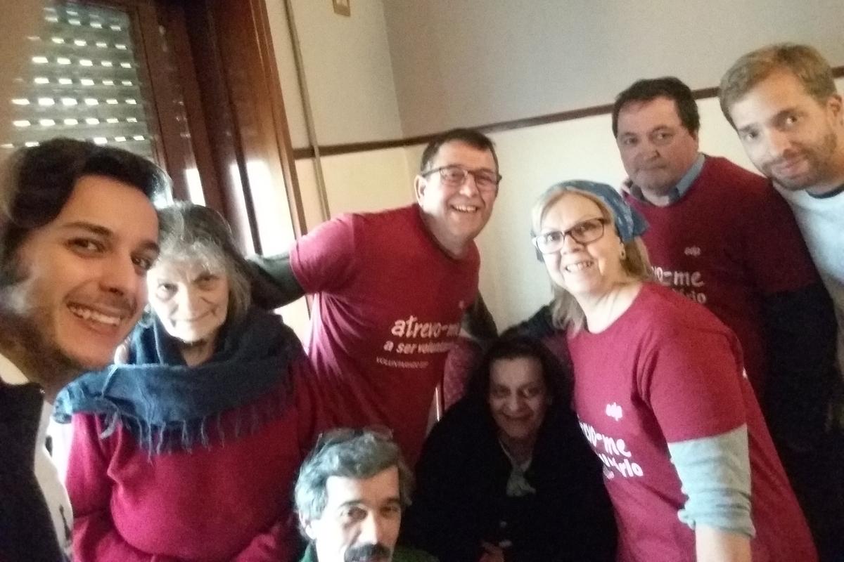 Voluntariado de Reabilitação - Porto, 24.03.2020