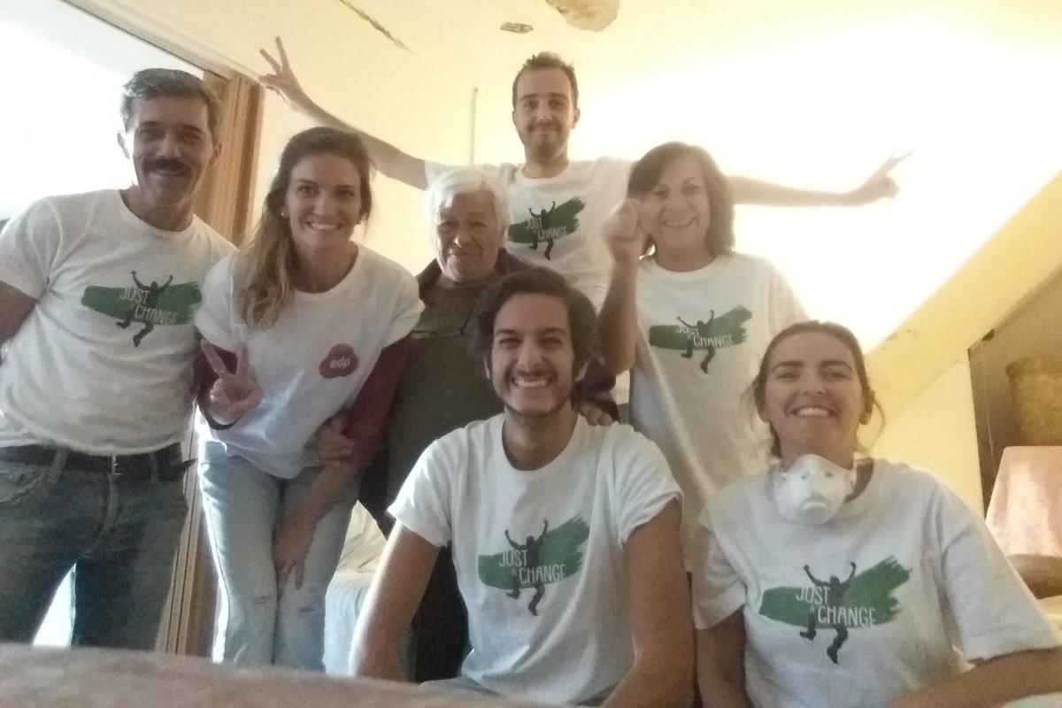 Voluntariado de Reabilitação - Porto, 21.04.2020