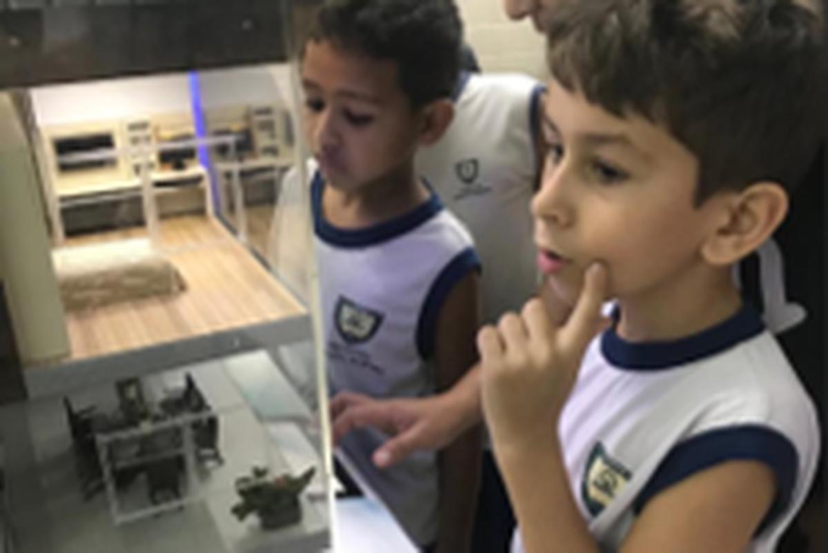 Escola EMEF Abrahão - CIPA MAXXI