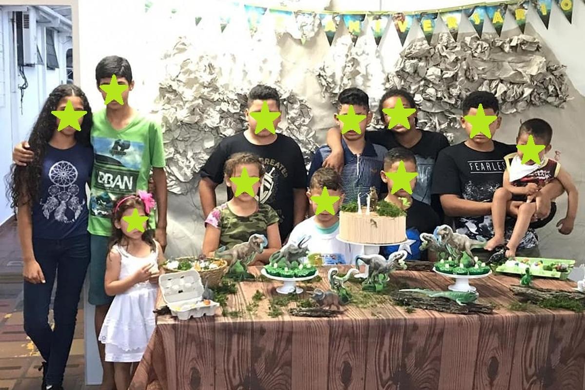 Projeto Happy Day 2019 - Niver do Matheus