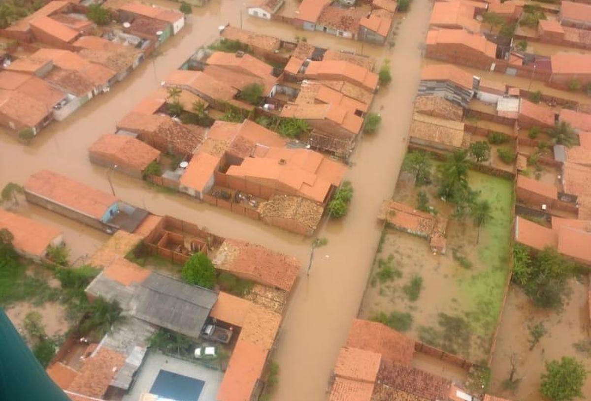 Estado de calamidade IMP.