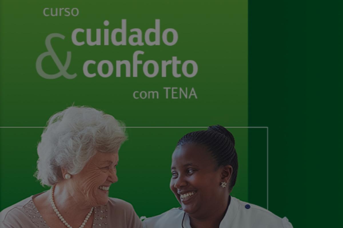 Curso para cuidadores de idosos - Cuidado e Conforto