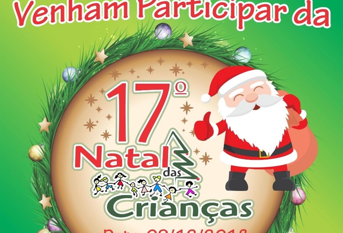 17º Natal das Crianças