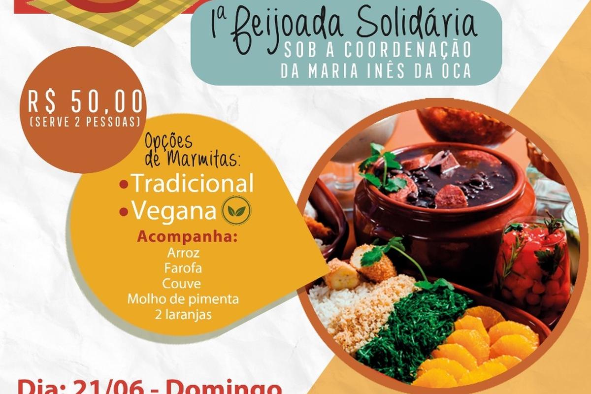 Feijoada solidária OCA - Ribeirão Preto -2020