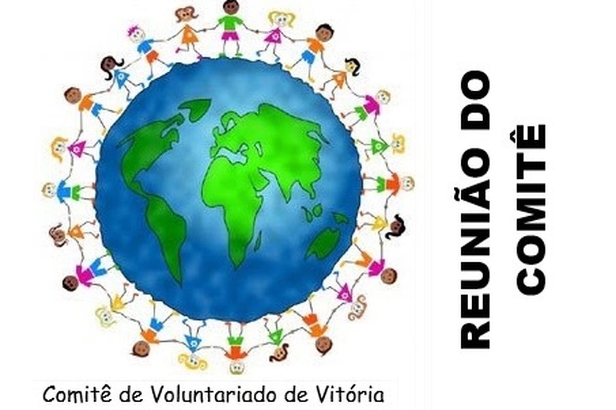 Reunião do Comitê de Voluntariado de Vitória